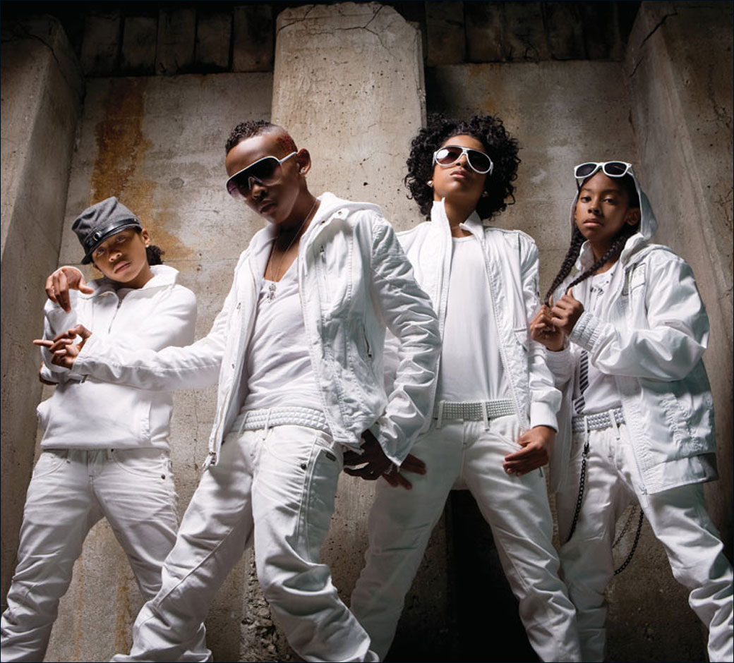 Mindless Behavior releases the  B2k And Mindless Behavior