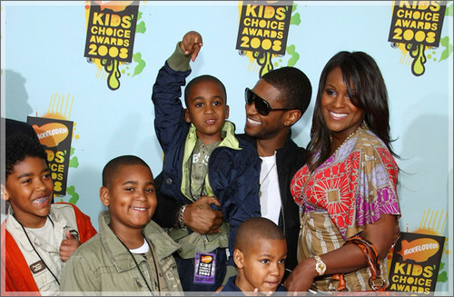Usher Ex Wife Son Died