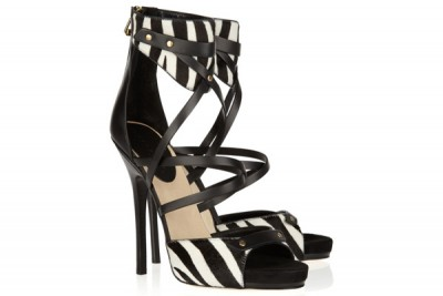Cassies-Privé-Nightclub-Black-and-White-Zebra-Stripe-Jimmy-Choo-Jet-Sandals-Jimmy-Choo-Jet-Calf-Hair-Sandals