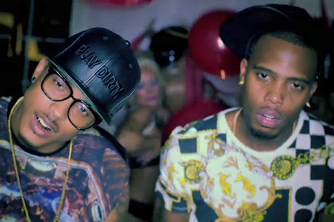 VIDEO: AUGUST ALSINA F/ B.O.B & YO GOTTI – 'NUMB' | Shive ...