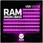 NOISIA, DELTA HEAVY, XAMPLE: RAM Records Drum & Bass USA Volume 2