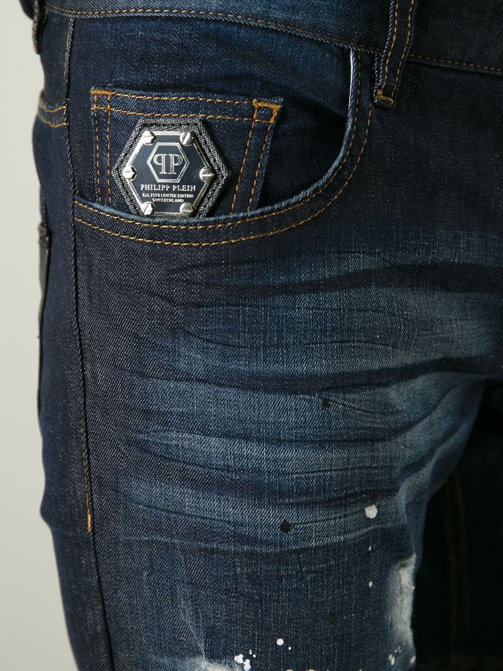philipp plein 39 gone 39 jeans shive magazine. Black Bedroom Furniture Sets. Home Design Ideas