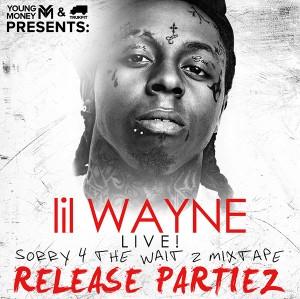 wayne-release-partiez