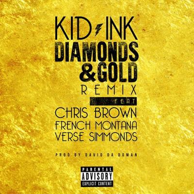 kid-ink-diamonds-gold-remix