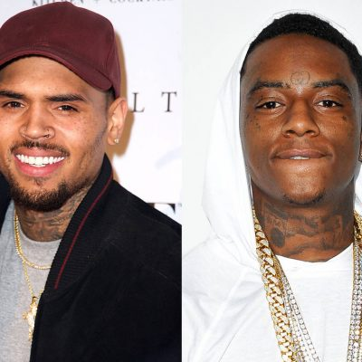 SOULJA BOY SAYS CHRIS BROWN DIDN'T SIGN FIGHT CONTRACT