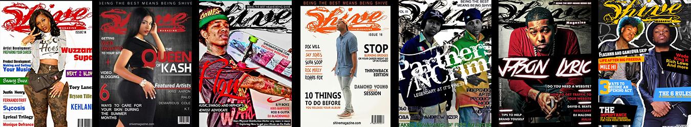 Shive Magazine